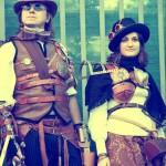 S.T.I.M. - Dottor K e Lady Victoria Norbury